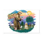 St. Fran #2/ Cocker Spaniel (#10) Mini Poster Prin