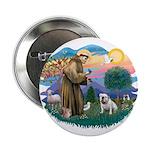 St. Fran #2/ English Bulldog (W) 2.25