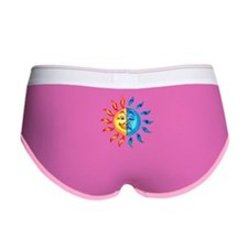 BiPolar Solar Women's Boy Brief