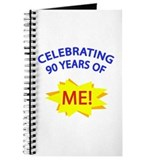 Celebrating 90 Years Of Me! Journal