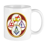 York Rite Crest Mug
