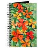 Tropical Flowers Journal