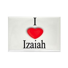 Izaiah Rectangle Magnet