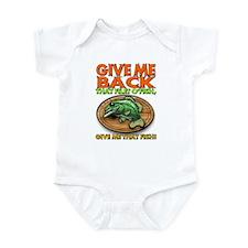 Give Me Back That Filet O'Fis Infant Bodysuit