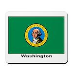 Washington State Flag Mousepad