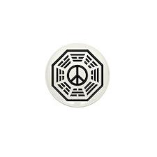 Dharma Peace Mini Button