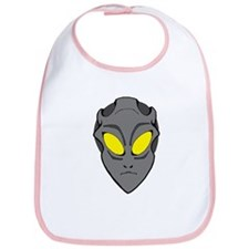 THE ALIEN Bib