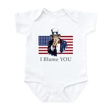 Uncle Blame Infant Bodysuit