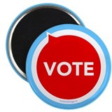 "Vote 2.25"" Magnet (100 pack)"