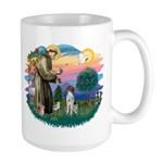 St. Fran #2/ German SH Pointer Large Mug