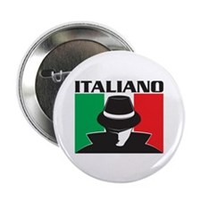 "italian pride 2.25"" Button (10 pack)"