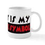 My Peace Symbol Mug