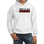 My Peace Symbol Hooded Sweatshirt