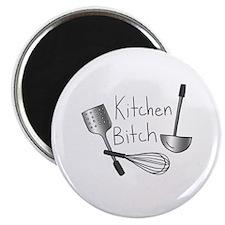 "Kitchen Bitch - 2.25"" Magnet (10 pack)"