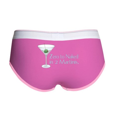 Zero to Naked ... Women's Boy Brief