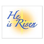 He is Risen Small Poster