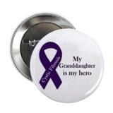"Granddaughter CF Hero 2.25"" Button"
