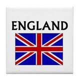 Cute Great britain Tile Coaster