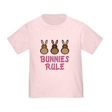 Easter Bunnies Rule T