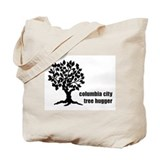 Columbia City Tree Hugger Tote Bag
