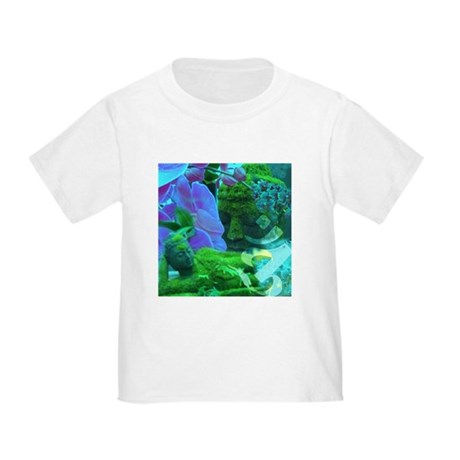 Buddhas & Orchids Toddler T-Shirt