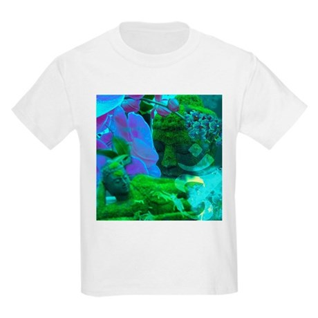 Buddhas & Orchids Kids Light T-Shirt