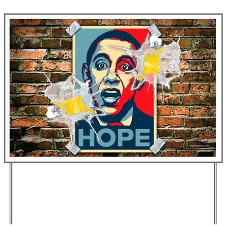 HOPE - Updated Yard Sign