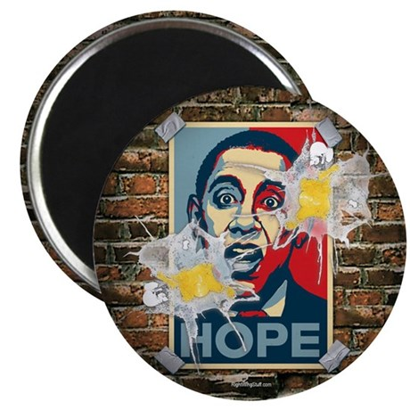 "HOPE - Updated 2.25"" Magnet (100 pack)"
