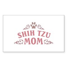 Shih Tzu Mom Decal