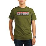 Spay or Neuter Democrats Organic Men's T-Shirt (da