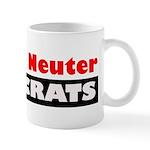 Spay or Neuter Democrats Mug