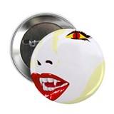 "Sexy Vampire 2.25"" Button (10 pack)"