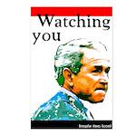 Bush Watching You Postcards