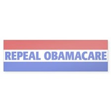 Repeal ObamaCare Car Sticker