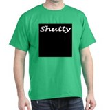 Shutty Black T-Shirt