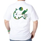 Four Rs Green Reader T-Shirt