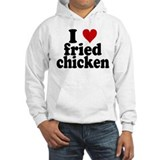 I Heart Fried Chicken Hoodie