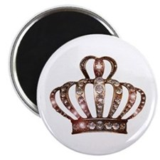 "Tiara of Gold 2.25"" Magnet (10 pack)"