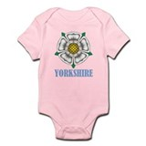 White Rose of York Onesie