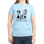 Prostate Cancer Awareness Women's Light T-Shirt