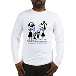 Prostate Cancer Awareness Long Sleeve T-Shirt