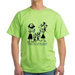 Prostate Cancer Awareness Green T-Shirt