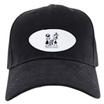 Prostate Cancer Awareness Black Cap