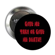 """Funny Stitching 2.25"""" Button (10 pack)"""