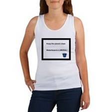 Cute George soros Women's Tank Top