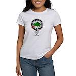 Irvine Clan Crest Badge Women's T-Shirt