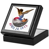 Armenian Genocide Keepsake Box