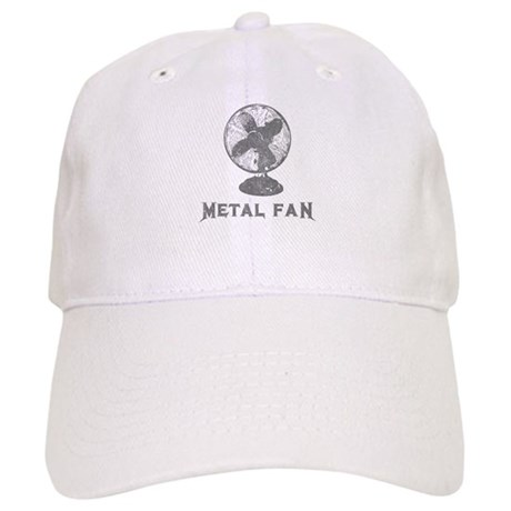Metal Fan Cap