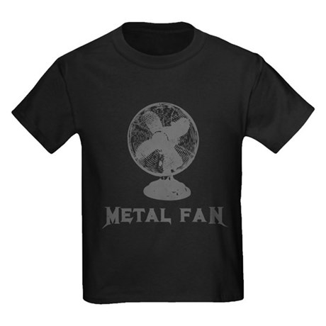 Metal Fan Kids T-Shirt