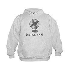 Metal Fan Kids Hoodie